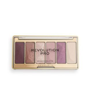 Revolution Pro - Paleta de sombras Pro Moments - Captivating